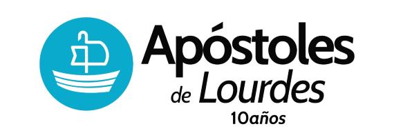 Logo Apóstoles de Lourdes